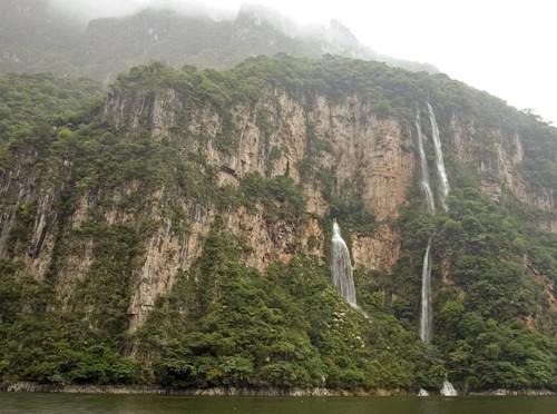 Barranca del Sumidero en Chiapas