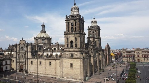 Catedral Metropolitana of México City