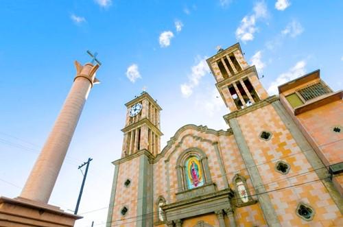 Catedral Nuestra Señora de Guadalupe en Baja California