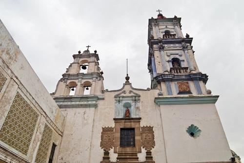 Iglesia de la Santa Veracruz en Toluca