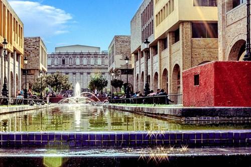Espejo de Agua en Guadalajara Jalisco