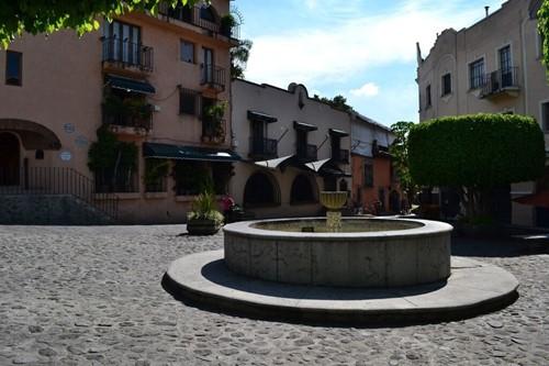 Calles en Cuarnavaca
