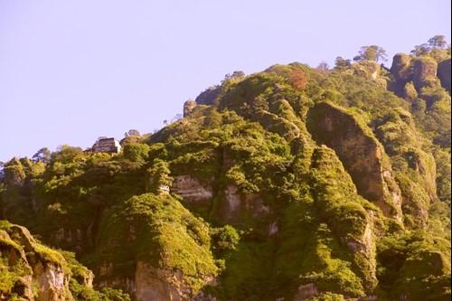 Cerro de Tepoztlán Morelos