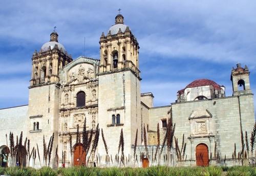 Iglesia Santo domingo de Guzmán Oxaca