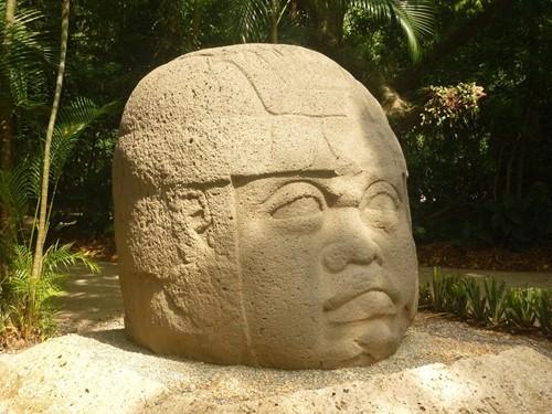 Ruinas Olmeca - La Venta en Tabasco