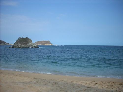 Playa en Mazatlán Sinaloa
