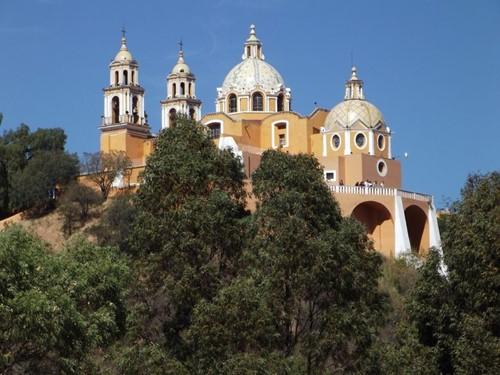 Santuario de la Virgen los Remedios