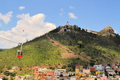 Teleferico de Zacatecas