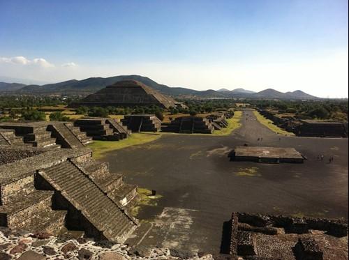 Zona Arqueológica Teotihuacán