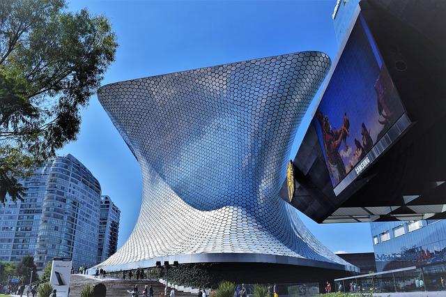 Museo Soumaya of México City