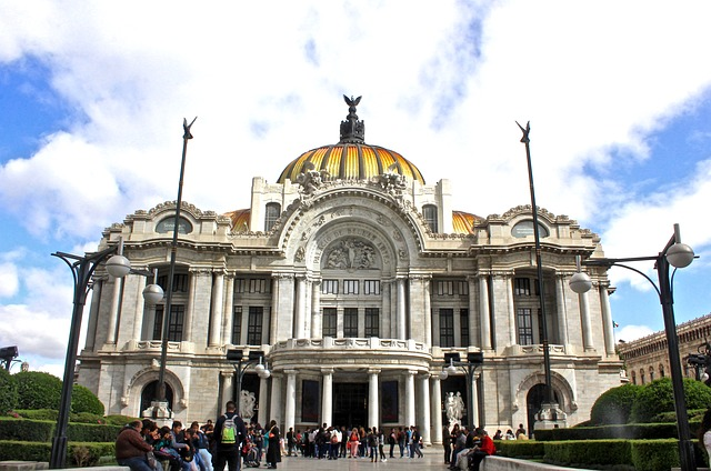 Palacio de Bellas Artes of México City