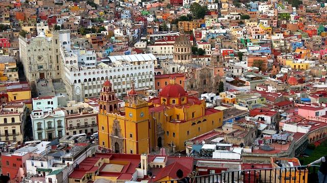 Guanajuato City Heritage of Humanity