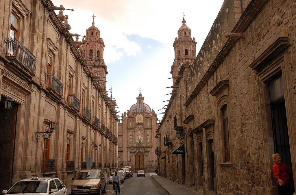 Morelia a World Heritage