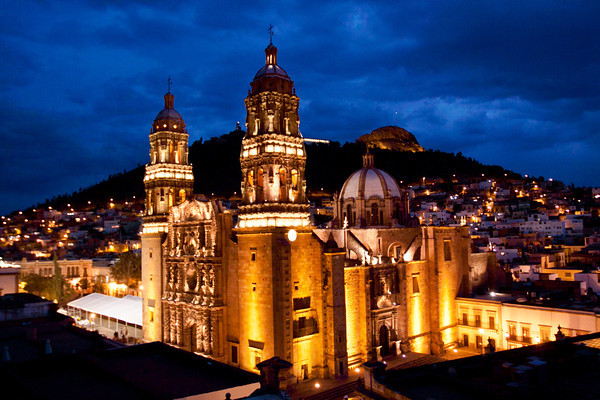The City Zacatecas is a Colonial Grandeur