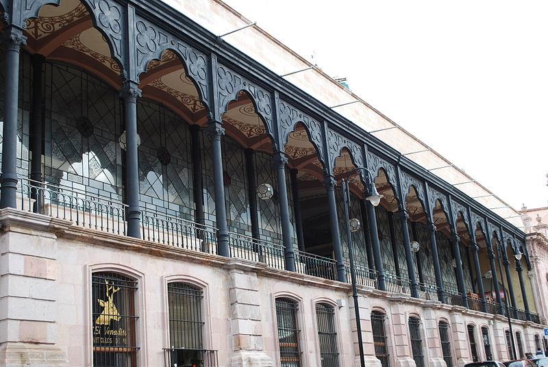 Mercado Gonzáles Ortega