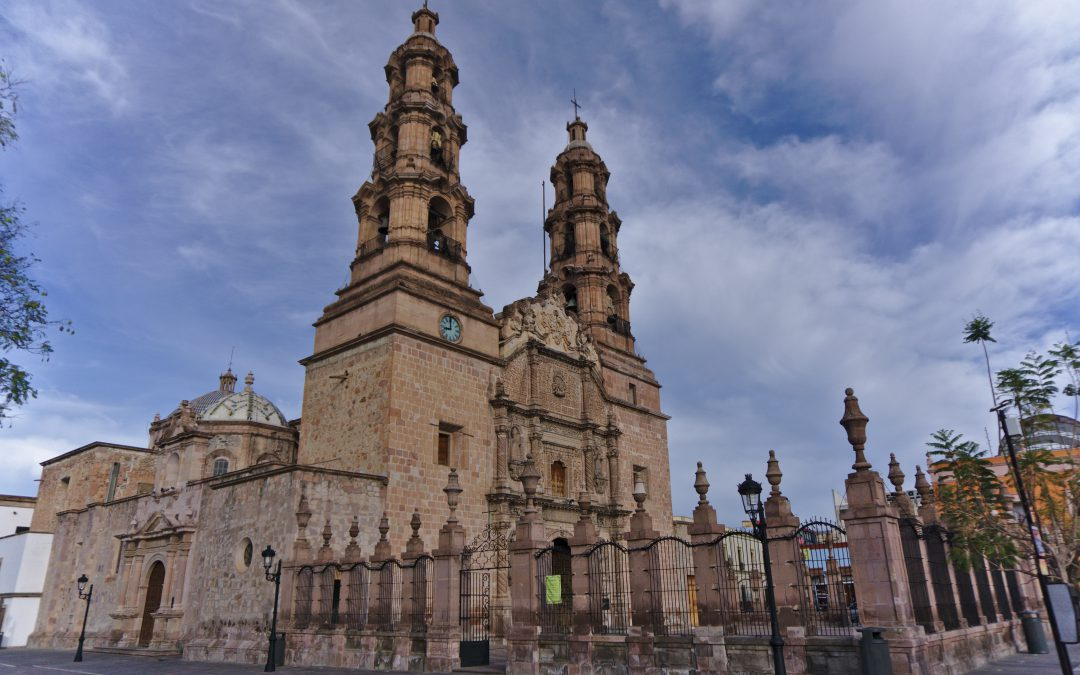 Aguascalientes Colonial and its Fiesta Brava