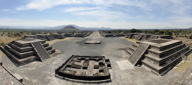 Teotihuacán, a great city in the ancient world