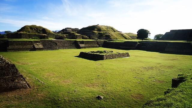 Monte Albán, a legacy of the Zapotec culture