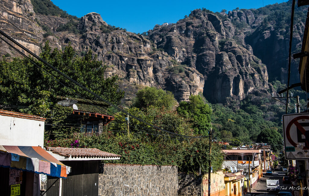 Tepoztlán a magical town with good vibes