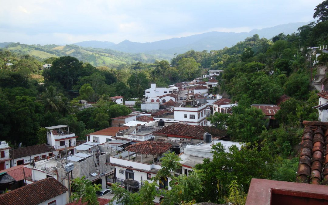 Tapijulapa, magical and picturesque town