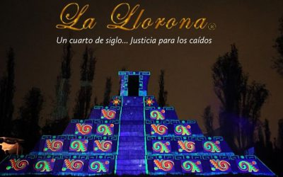 The Llorona in Xochimilco