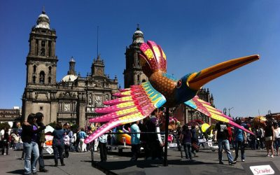 Mexico City, place of many museums