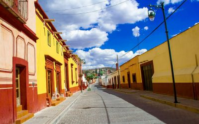 City of Tlaxcala and its historical murals