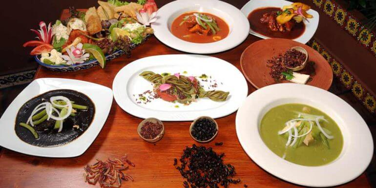 Traditional Delights of Oaxaca - Seven moles of Oaxaca