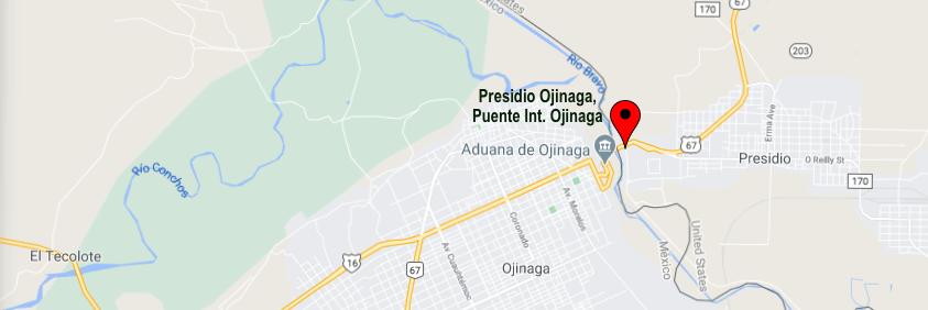 Border Crossings Texas-Chihuahua