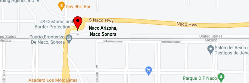 Border Crossings Arizona-Sonora