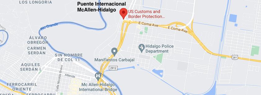 Border Crossings Texas-Tamaulipas II