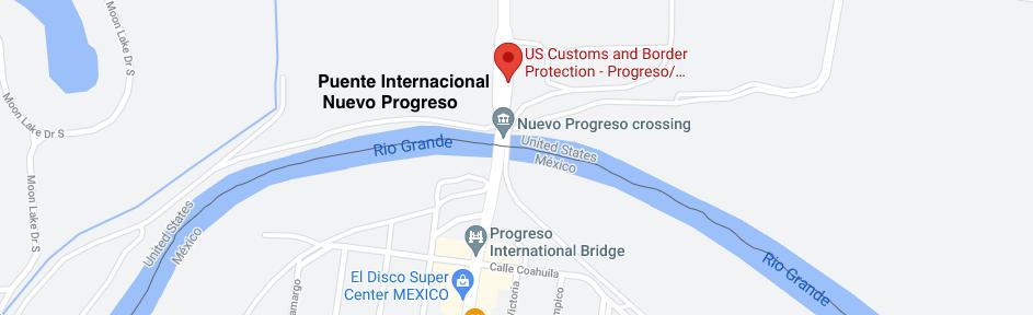 Cruces Fronterizos Texas-Tamaulipas II