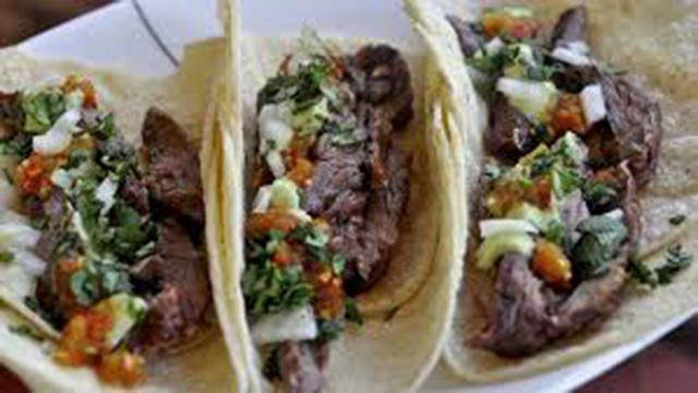 Platillo Tipico de Coahuila - Tacos de Asada