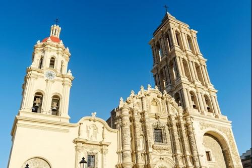 Catedral en Saltillo Coahuila