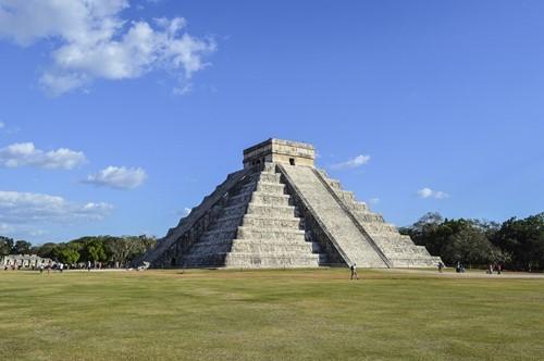 Zona Arqueológica Chichen-itza en Yucatán