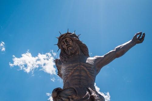 Santuario del Cristo Roto en