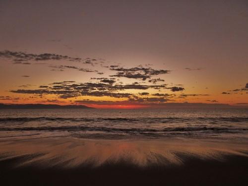 Playa de los muertos en Puerto Vallarta, jalisco