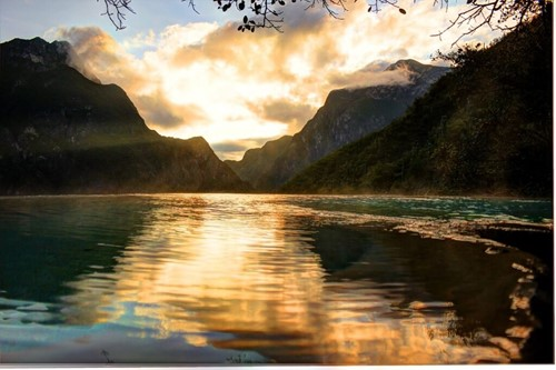 Lago Hidalgo