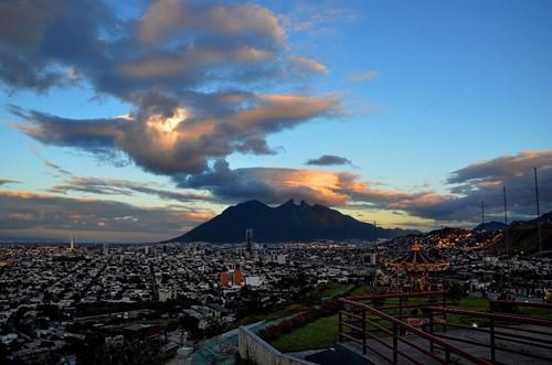 Cerro de la Silla Nuevo León