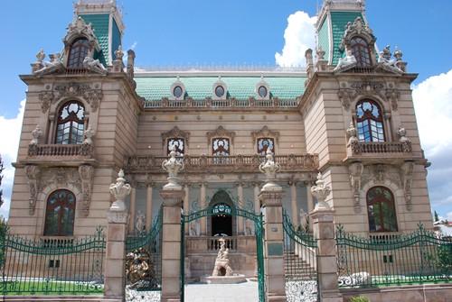 Centro Cultural Quinta Gameros en Chihuahua