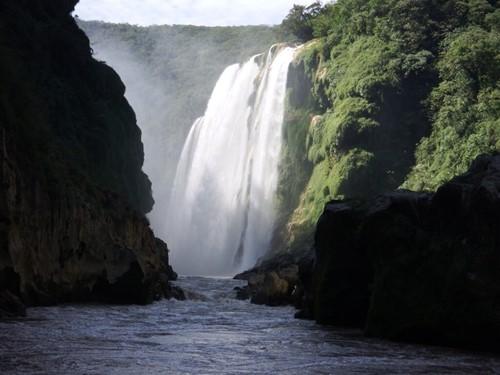 Cascada de Tamul San Luis Potosí