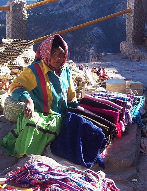La comunidad de Cusárare y sus bellos paisajes