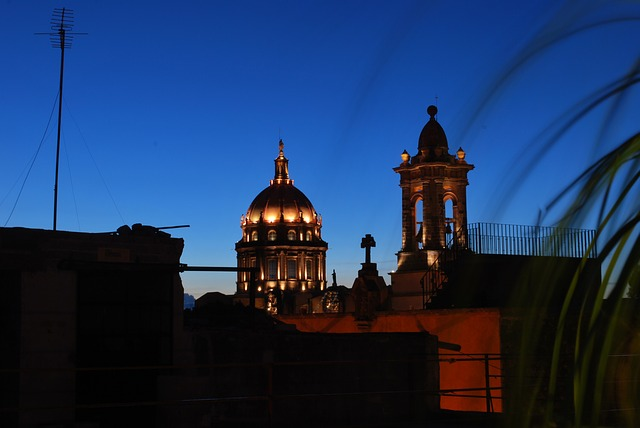 San Miguel de Allende Patrimonio de la Humanidad