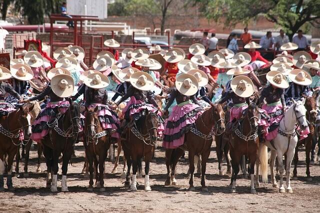 Fiesta de San Marcos en Aguascalientes
