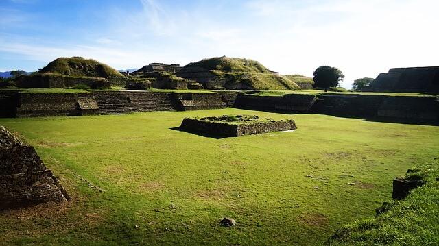 Monte Albán, un legado de la cultura Zapoteca