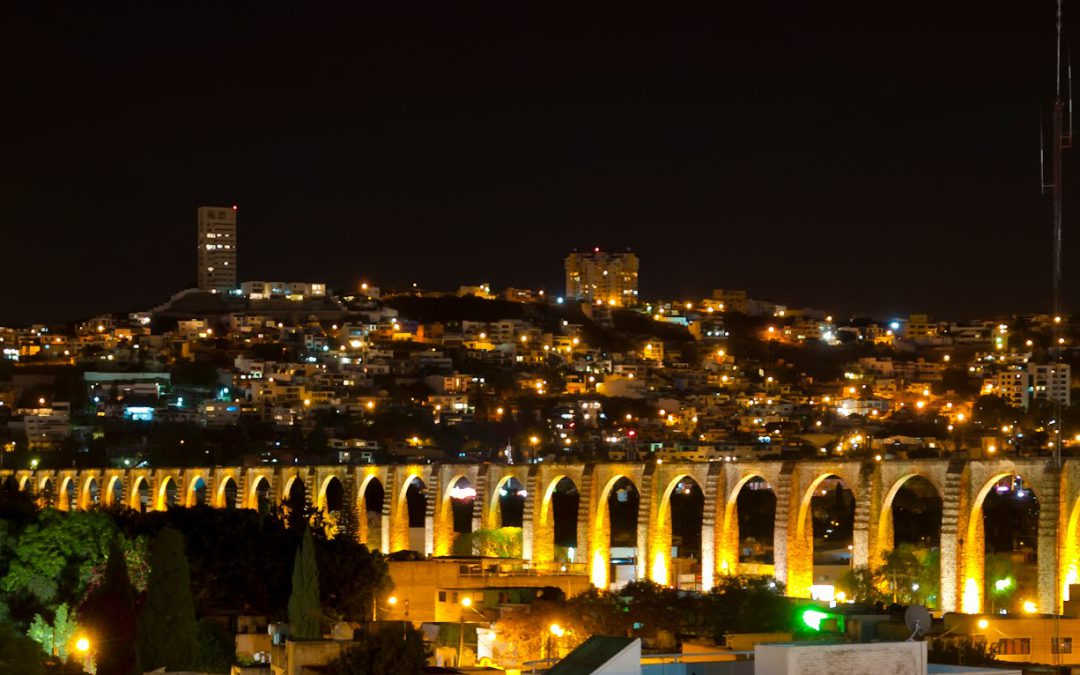 Ciudad de Querétaro, tesoro colonial con gran historia