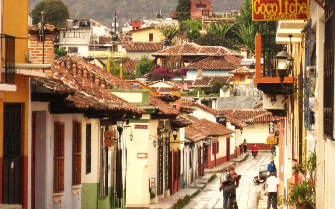 San Cristóbal de las Casas, un pueblo con corazón indígena