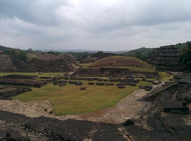 El Tajín, antiguo hogar de  la cultura Totonaca