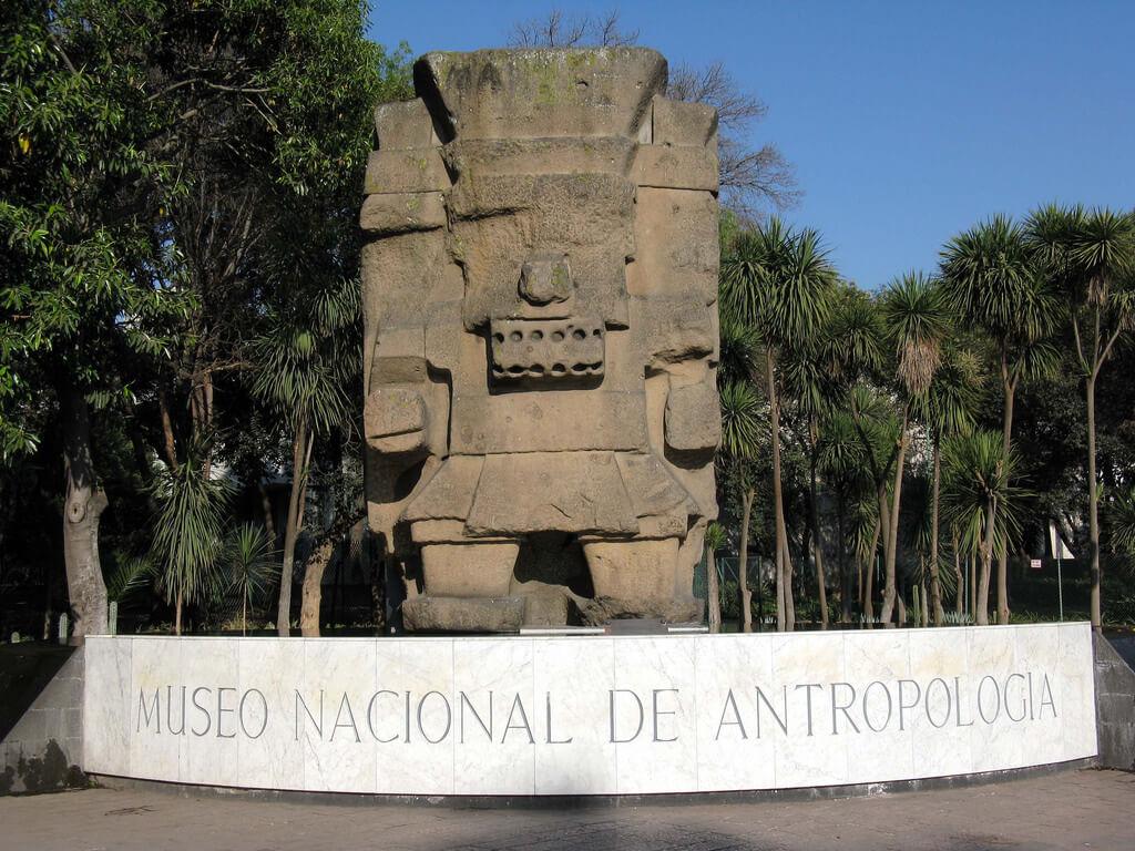 Museo de Antropologia de la Ciudad de México