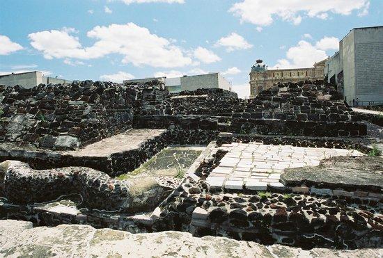 Museo templo Mayor de la Ciudad de México